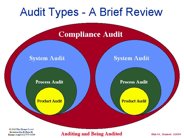 the responsibility of the external auditor
