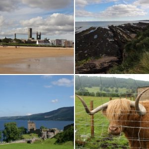 Various pictures from Scotland