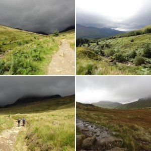 Various pictures from the Scottish Highlands