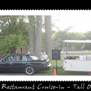 Our Place Restaurant Cruise-In, North Ridgeville, OH
