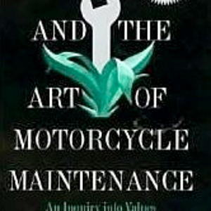 Zen and the Art of Motorcycle Maintenance by Robert Pirsig  Book about quality disguised as philosophy.